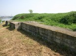 Pontes - Fortification wall and west gate