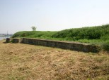 Pontes - Fortification (west wall)