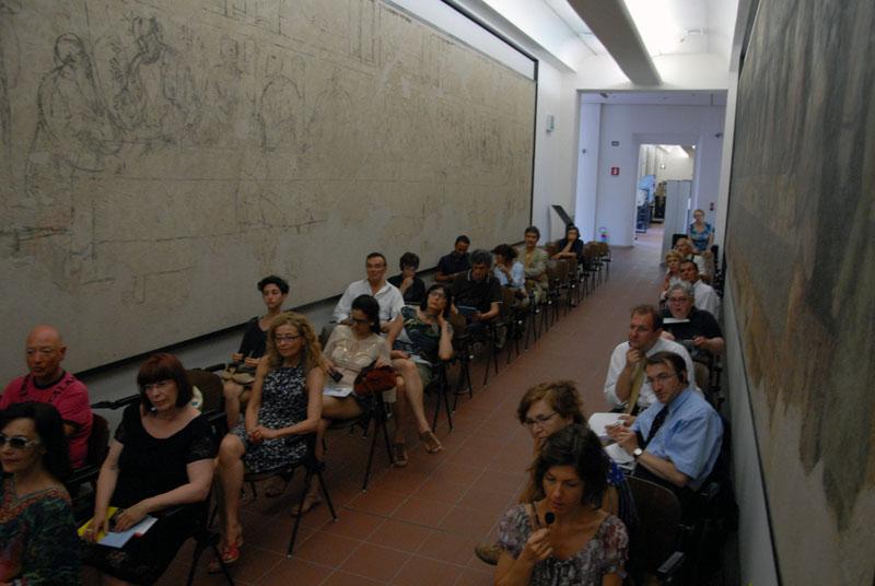 Publika u gradskom muzeju Riminija
