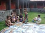 Igre mladih Rimljana (foto M. Tapavički-Ilić)