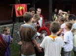Dečija radionica o rimskoj vojsci (foto M. Tapavički-Ilić)