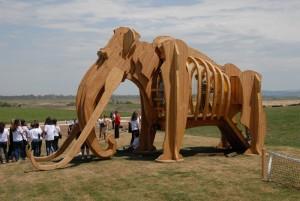 Trojanski mamut za decu